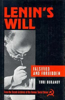 Lenin's Will Falsified and Forbidden  1994 9780879758868 Front Cover