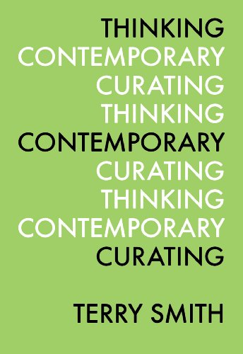 Thinking Contemporary Curating   2012 edition cover