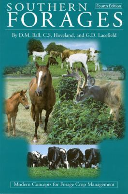 Southern Forages 4th Edition  2007 edition cover