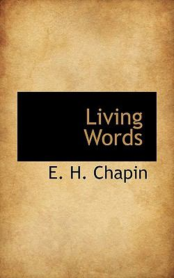 Living Words N/A 9781115309868 Front Cover