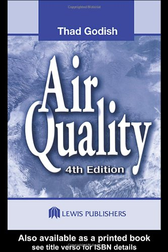 Air Quality  4th 2003 (Revised) edition cover