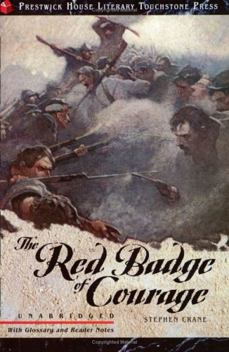 Red Badge of Courage : Prestwick House Literary Touchstone Edition 1st 2004 edition cover