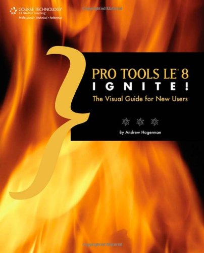 Pro Tools le 8 Ignite!   2010 edition cover
