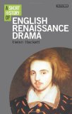 Short History of English Renaissance Drama   2012 edition cover