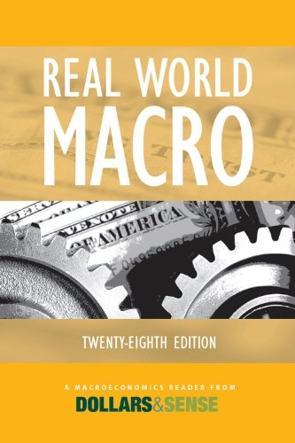 Real World Macro, 28th Ed N/A 9781878585868 Front Cover