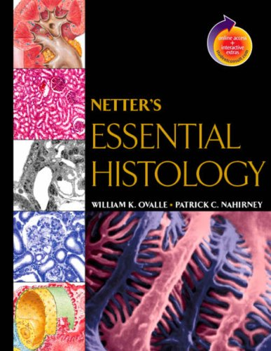 Essential Histology   2008 edition cover