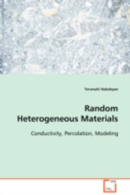 Random Heterogeneous Materials:   2008 edition cover