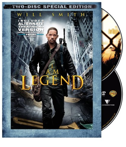 I Am Legend (Widescreen Two-Disc Special Edition) System.Collections.Generic.List`1[System.String] artwork