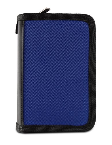 DS Lite Mini Folio - Cobalt Blue Nintendo DS artwork