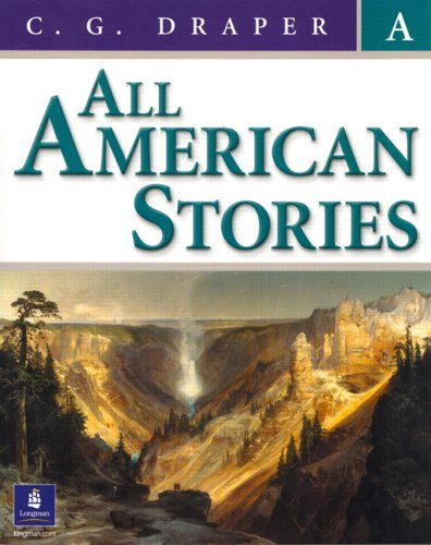 All American Stories   2005 edition cover
