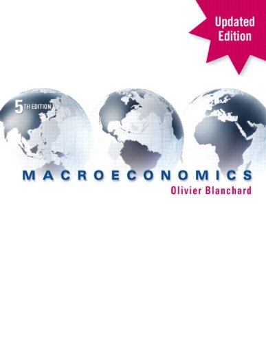 Macroeconomics  5th 2011 (Revised) edition cover