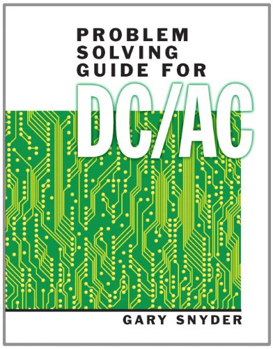 Problem Solving Guide for DC/AC   2012 edition cover