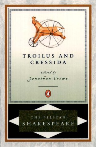 Troilus and Cressida   2000 (Revised) edition cover