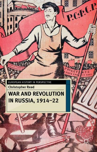 War and Revolution in Russia, 1914-22 The Collapse of Tsarism and the Establishment of Soviet Power  2013 edition cover