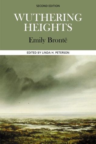 Wuthering Heights  2nd 2003 edition cover