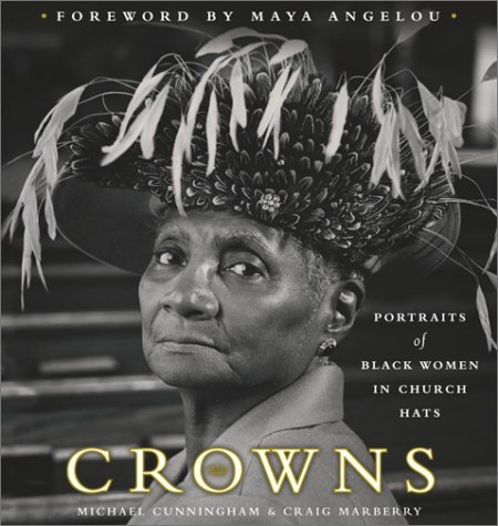 Crowns Portraits of Black Women in Church Hats  2000 edition cover