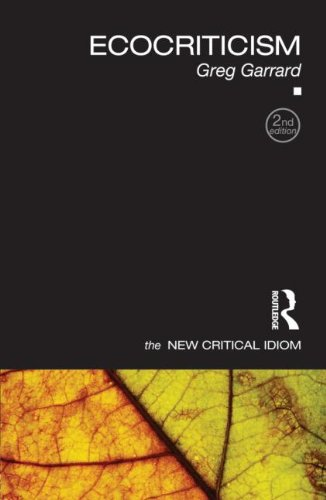 Ecocriticism  2nd 2012 (Revised) edition cover