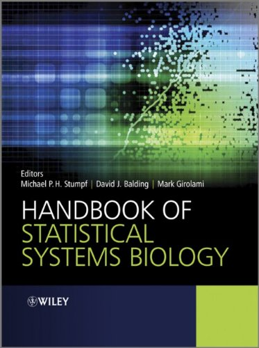 Handbook of Statistical Systems Biology   2011 9780470710869 Front Cover