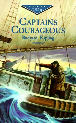 Captains Courageous  N/A edition cover