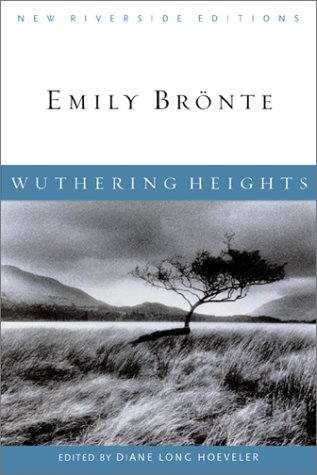 Wuthering Heights Critical Edition  2002 edition cover