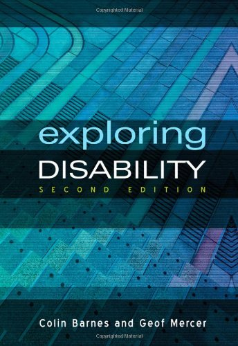 Exploring Disability  2nd 2010 edition cover