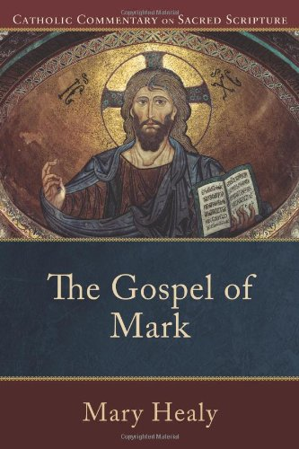 Gospel of Mark   2008 edition cover