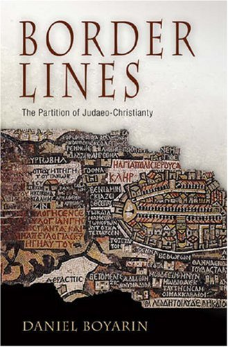Border Lines The Partition of Judaeo-Christianity  2004 edition cover