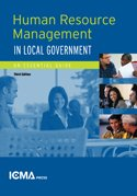 Human Resource Management in Local Government An Essential Guide 3rd 2009 edition cover