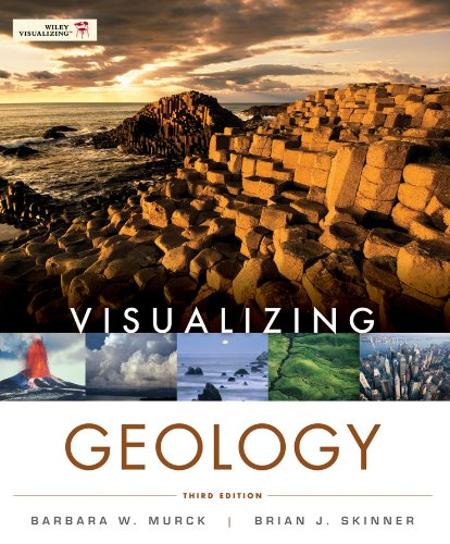 Visualizing Geology  3rd 2012 edition cover