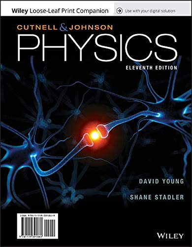 Physics:   2018 9781119391869 Front Cover