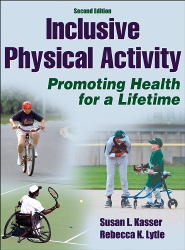 Inclusive Physical Activity-2nd Edition  2nd 2013 edition cover
