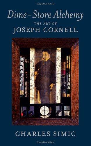 Dime-Store Alchemy The Art of Joseph Cornell  2011 edition cover