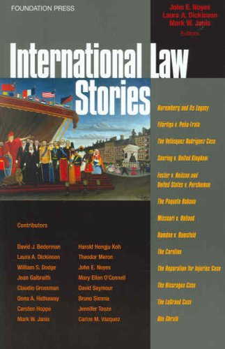 International Law Stories   2007 edition cover