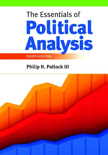 Essentials of Political Analysis  4th 2012 (Revised) 9781608716869 Front Cover