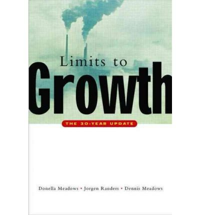 Limits to Growth The 30-Year Update N/A 9781931498869 Front Cover