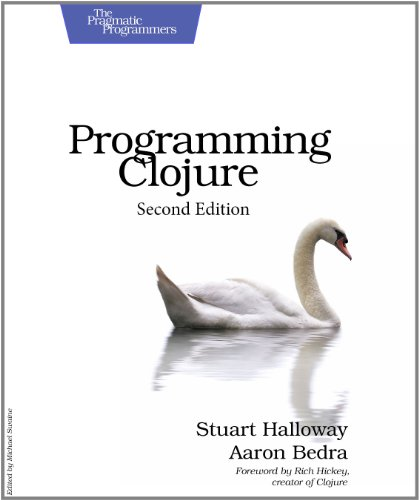 Programming Clojure  2nd 2012 9781934356869 Front Cover