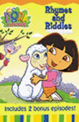 Dora the Explorer - Rhymes and Riddles System.Collections.Generic.List`1[System.String] artwork