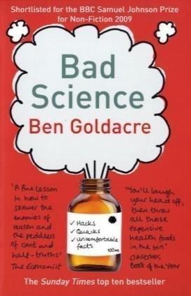 Bad Science Quacks, Hacks, and Big Pharma Flacks  2009 edition cover