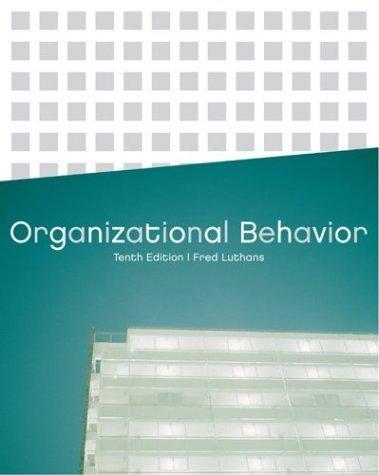 blockbuster renting and organization behavior
