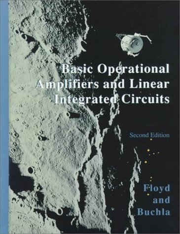 Basic Operational Amplifiers and Linear Integrated Circuits  2nd 1999 (Revised) edition cover