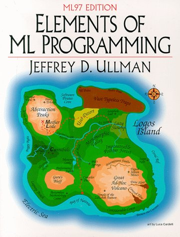 Elements of ML Programming  2nd 1998 (Revised) edition cover