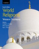 World Religions Western Traditions 4th 2014 edition cover