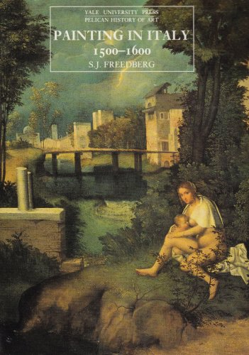 Painting in Italy, 1500-1600  3rd 1993 9780300055870 Front Cover