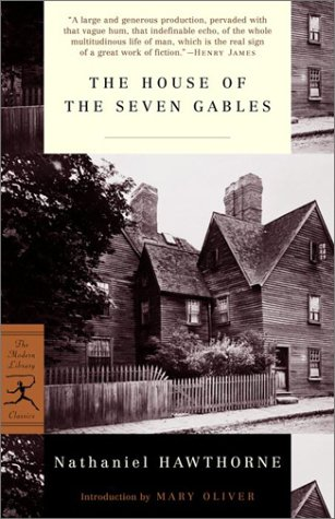 House of the Seven Gables   2001 edition cover