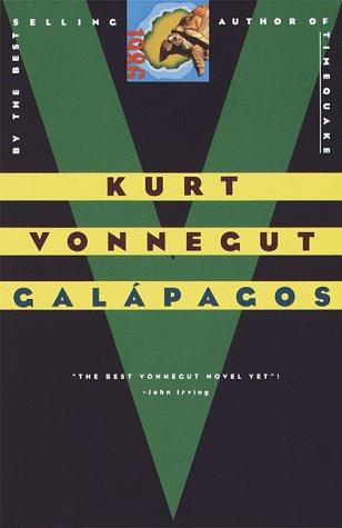 Galapagos   2006 edition cover