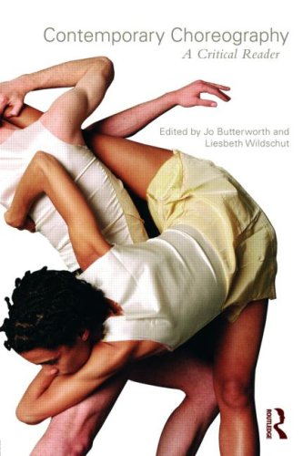 Contemporary Choreography   2009 edition cover