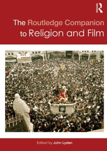 Routledge Companion to Religion and Film   2010 edition cover