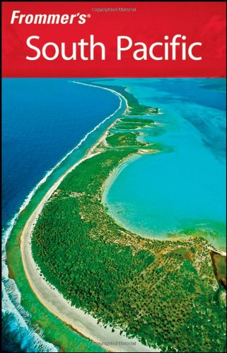 South Pacific  11th 2008 edition cover