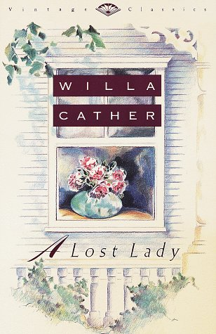 Lost Lady  N/A edition cover