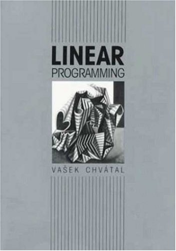 Linear Programming   1984 edition cover